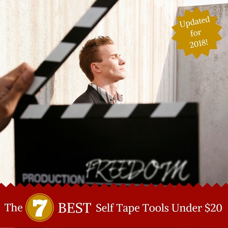 7 best acting self tape tools under 20