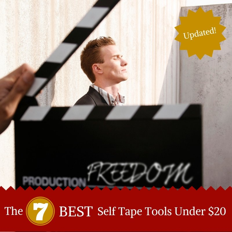 The 7 Best Acting Self Tape Tools Under $20