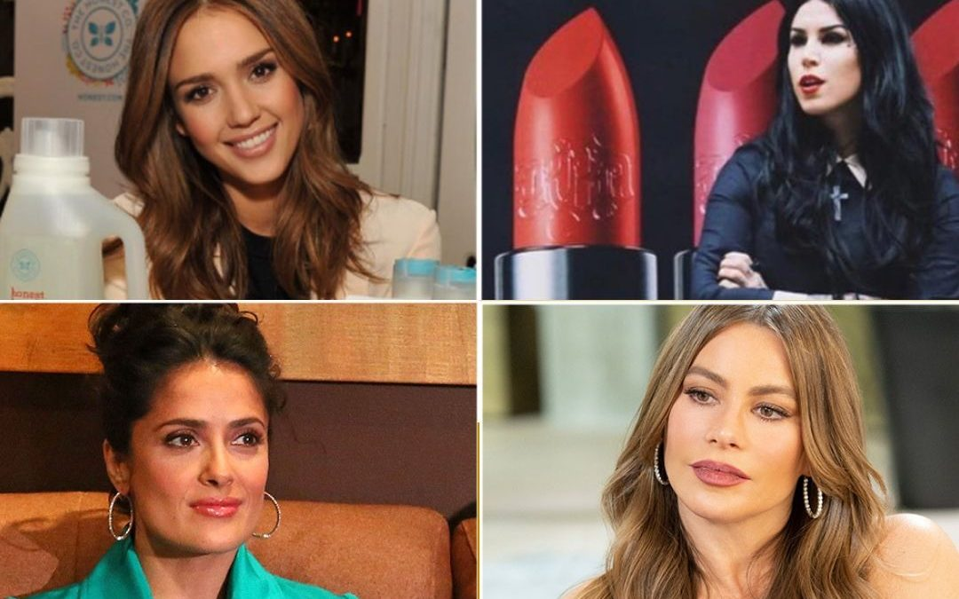 Latina Celebrities with Impressive Side Hustles