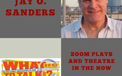 Jay O Sanders and Zoom Plays