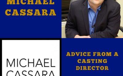 Casting Director Michael Cassara