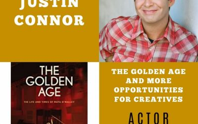The Golden Age and the multiple opportunities for artists with Justin Connor