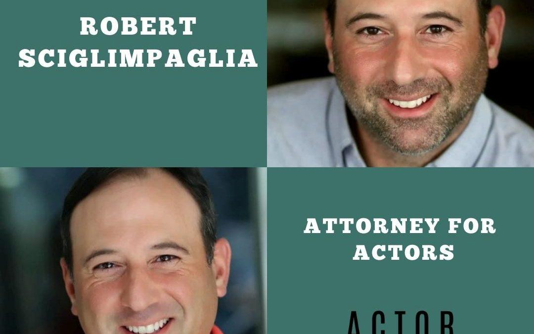 Attorney for Actors Musicians and Artists Robert Sciglimpaglia