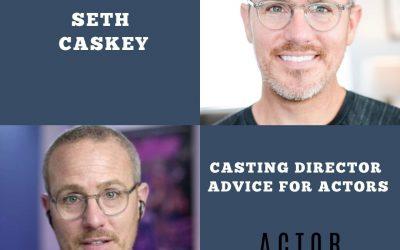 Casting Director Seth Caskey