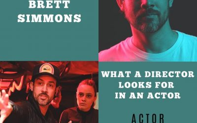 What a Director Looks for in an Actor with Brett Simmons