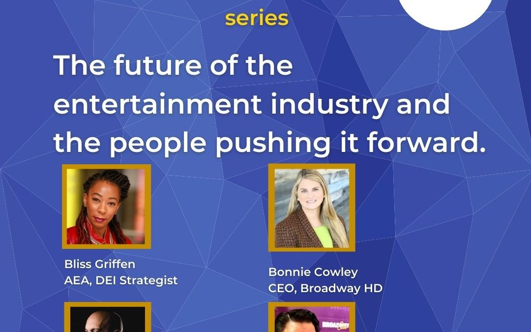 The What's Next Series on The Actor CEO Podcast – exploring the future of entertainment