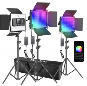 Black Friday 3 led light color changer kit