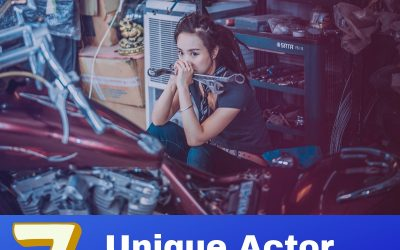 7 Unique Actor Day Jobs
