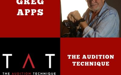 142 The Audition Technique with Australian Casting Director Greg Apps