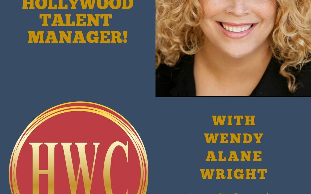 Wendy Alane Wright Hollywood Talent Manager