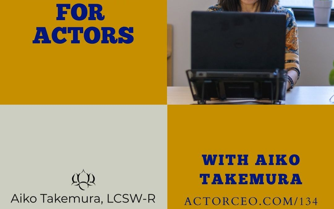Therapy for Actors with Aiko Takemura