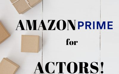 Amazon Prime for Actors