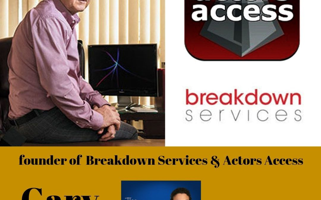 ActorCEO 115 Actors Access and Breakdown Services founder Gary Marsh