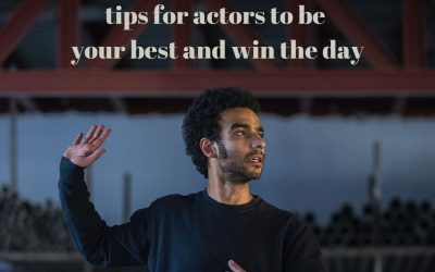 MFA Auditions: 15 tips for actors to be your best and win the day